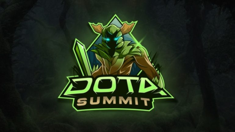 dota sammit 11 logo
