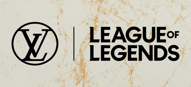 Louis Vuitton League of Legends Riot Games