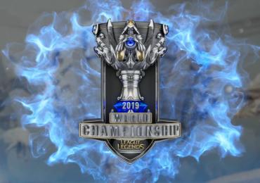 World Championship 2019 распределение по группам