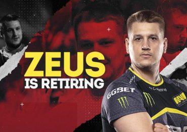 Zeus уходит