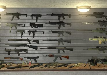 разбор оружия CS GO
