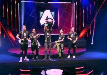 победа Alliance DreamLeague season 12