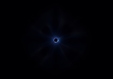 чёрный экран с числами Fortnite