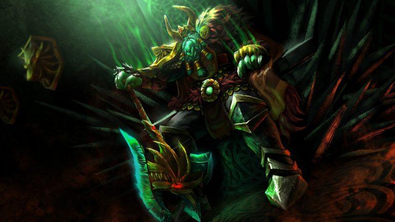 Гайд wraith king