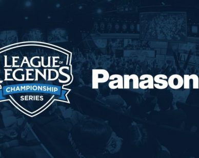Riot Games объявила о партнёрстве с Panasonic Avionics