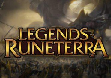 Legends of Runeterra стала третьей в списке самых просматриваемых игр