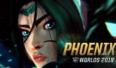 Phoenix (при участии Кейлин Руссо и Крисси Констанца) | Чемпионат мира – 2019 по League of Legends