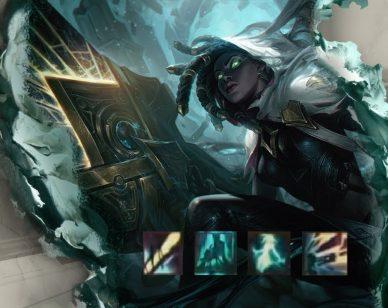 Сенна League of Legends Обзор умений