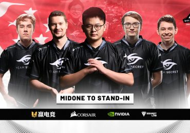 Team Secret MidOne