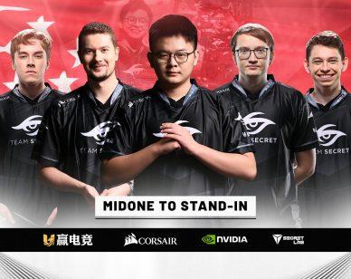 Team Secret MidOne