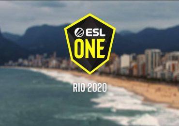 ESL One Rio Major