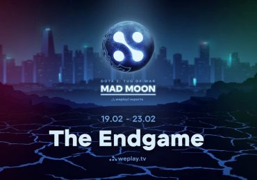 WePlay! Dota 2 Tug of War: Mad Moon