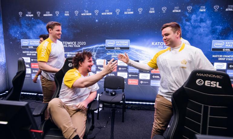 MAD Lions покинула IEM Katowice 2020