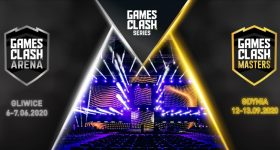 Games Clash Series