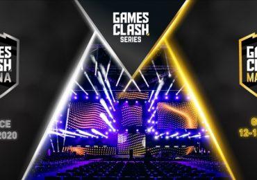 Games Clash Series
