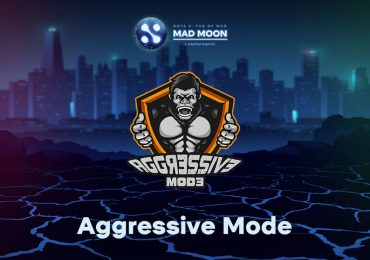 Aggressive Mode покинули WePlay! Dota 2 Tug of War: Mad Moon