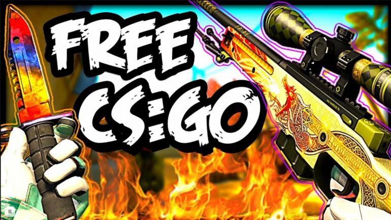 Бесплатная CS:GO