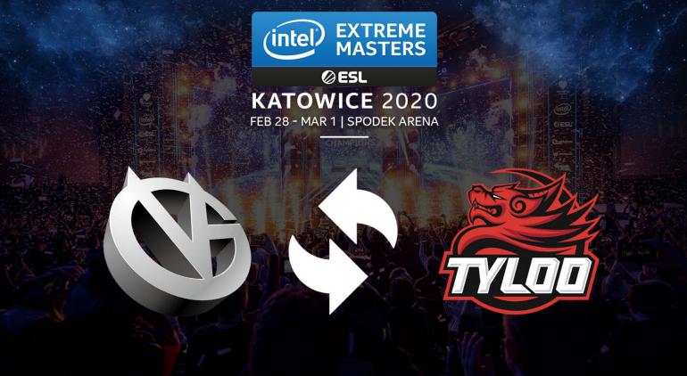 TYLOO заменит ViCi на IEM Katowice