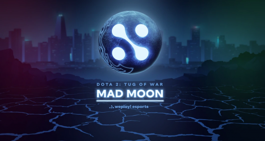 Превью WePlay! Tug of War: Mad Moon