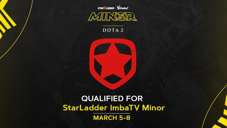 Gambit Esports прошли на StarLadder ImbaTV Dota 2 Minor Season 3