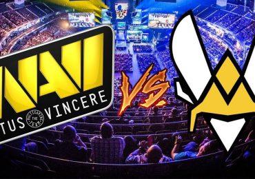 матч NaVi - Vitality