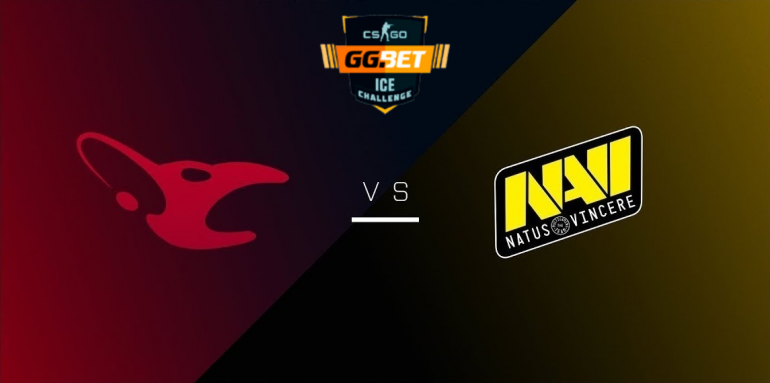 NaVi vs mousesports