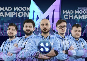 Team Nigma - чемпионы WePlay! Dota 2 Tug of War: Mad Moon!