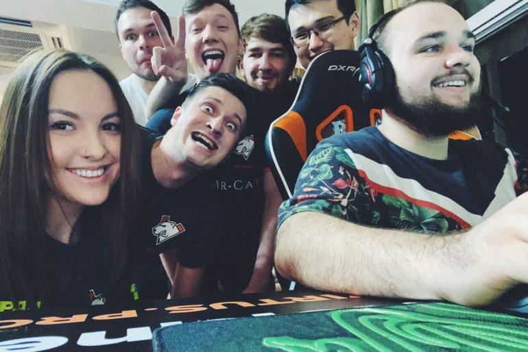 Virtus.pro выступят на WePlay! Tug of War: Mad Moon
