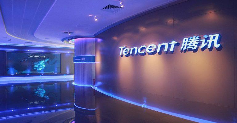 Tencent выделили $215 млн