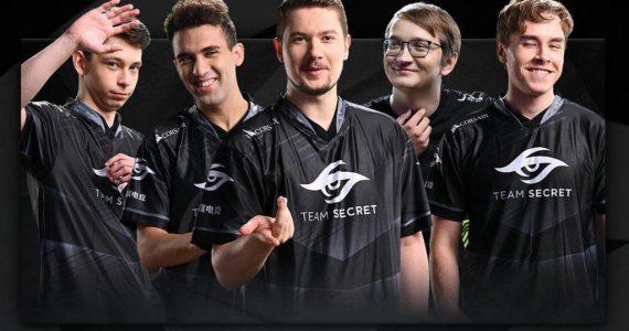 Team Secret - первая команда, прошедшая в плей-офф стадию WePlay! Dota 2 Tug of War: Mad Moon