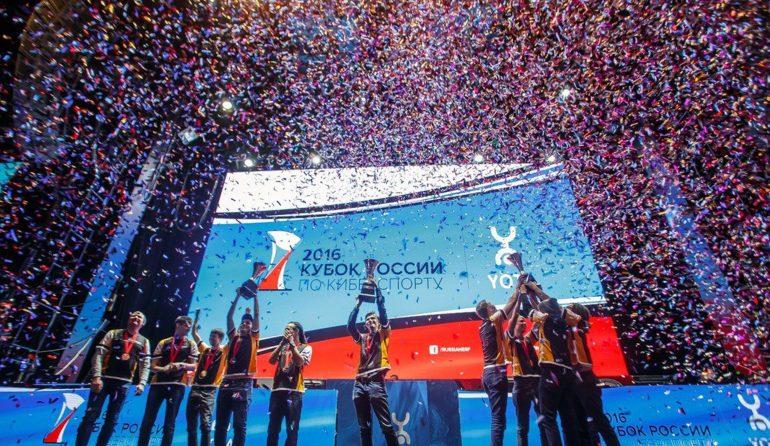 Киберспорт в России