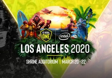 ESL One Los Angeles 2020 отложен