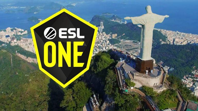 Что будет с ESL One Rio Major 2020