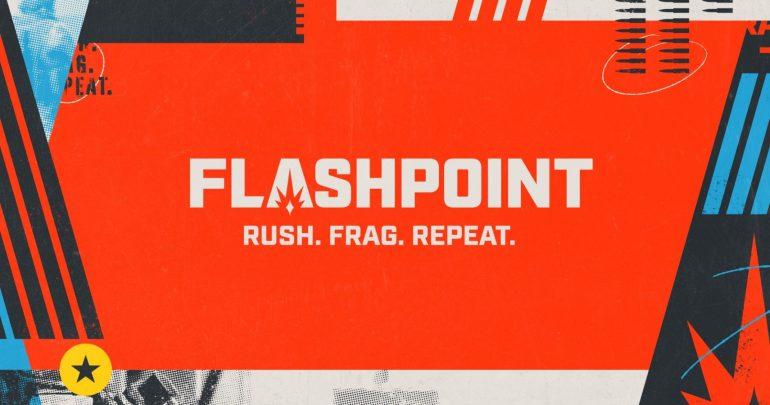 Расписание группового этапа FLASHPOINT