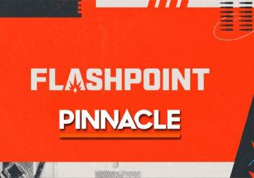 Pinnacle становится первым спонсором FLASHPOINT