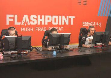 вещание FLASHPOINT