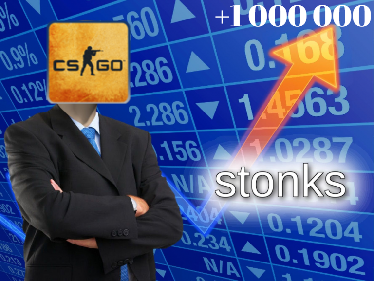 Онлайн в CS:GO достиг миллиона