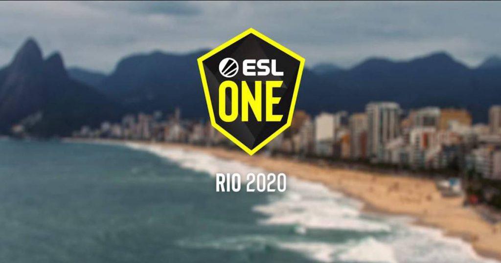 Проблемы ESL One Rio 2020