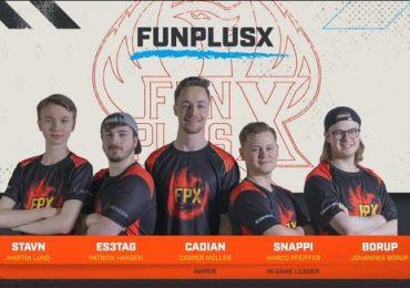 FunPlus Phoenix отказалась от покупки состава Heroic