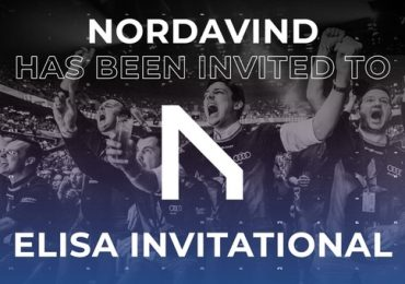 Nordavind пригласили организаторы Elisa Invitational