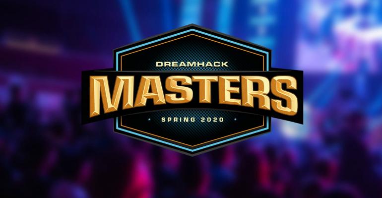 DreamHack Masters перенесен в онлайн