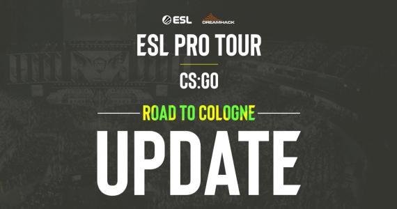 Изменения формата квалификации к ESL One Cologne