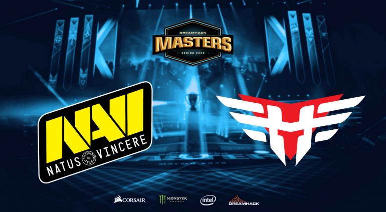 NaVi и Heroic приглашены на DreamHack Masters Spring Europe