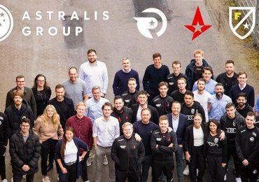 Киберспортивная компания Astralis Group
