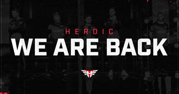 Heroic возвращаются в CS:GO