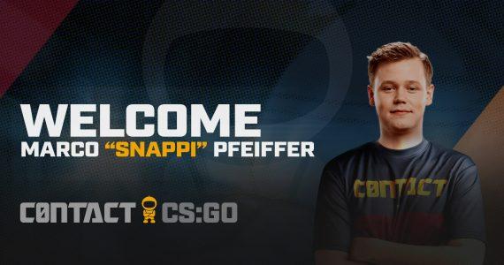 Snappi присоединился к c0ntact